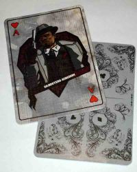 Dam Toys Gangsters Kingdom Heart A Billy: Playing Card