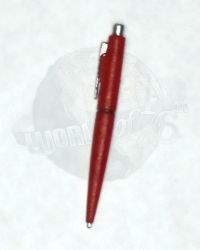 Dam Toys Gangsters Kingdom Spade 5 Baron: Pen (Red)
