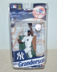 McFarlane Toys MLB #27: New York Yankees Curtis Granderson