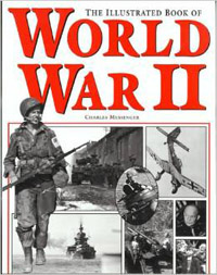 Illustrated Book of World War II (Hardcover)