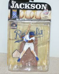 McFarlane Toys Cooperstown Collection Series 6: Kansas City Royals Bo Jackson