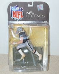 McFarlane Toys NFL Legends Series 4: Oakland Raiders Howie Long