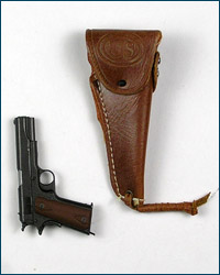 Soldier Story Henry Kano M1911 .45 & Holster