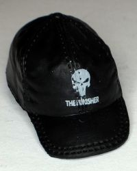 MC Toys PMC Private Military Contractor & Dog: Molded Baseball Hat With The Punisher Imprint