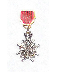 DiD George S. Patton: Grand Officer of the Legion of Honor