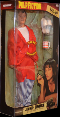 Pulp Fiction Jimmie Dimmick 13-Inch Talking Action Figure