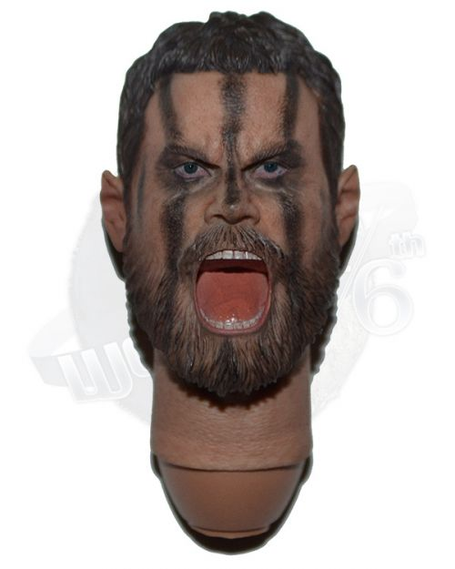 Pop Toys Macbeth: Screaming Head Sculpt