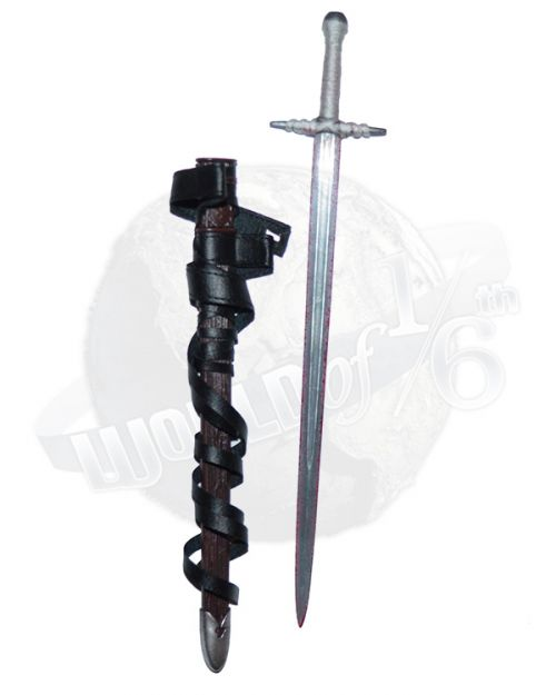 "Pop Toys Macbeth: Sword & Sheath ""B"""
