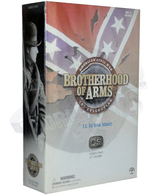 Sideshow Collectibles Brothers in Arms CS 1st Texas Infantry