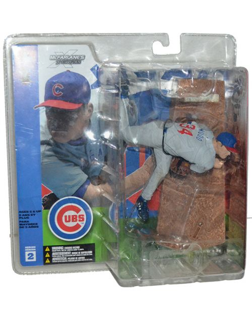 McFarlane Toys Series 2: Chicago Cubs Kerry Wood