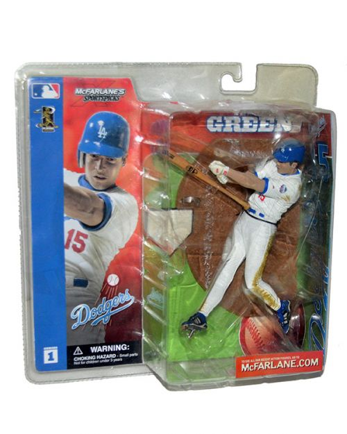 McFarlane Toys Series 2: Los Angeles Dodgers Shawn Green