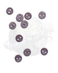 Micro Buttons x 10 (Purple)