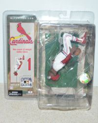 McFarlane Toys Cooperstown Collection Series 4: St. Louis Cardinals Ozzie Smith