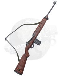 Supermad Toys The Six Million Bionic Man Hunter Outfit Version: M1 Carbine Rifle With Sling