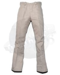 Supermad Toys The Six Million Bionic Man Hunter Outfit Version: Bell Bottom Trousers (Tan)