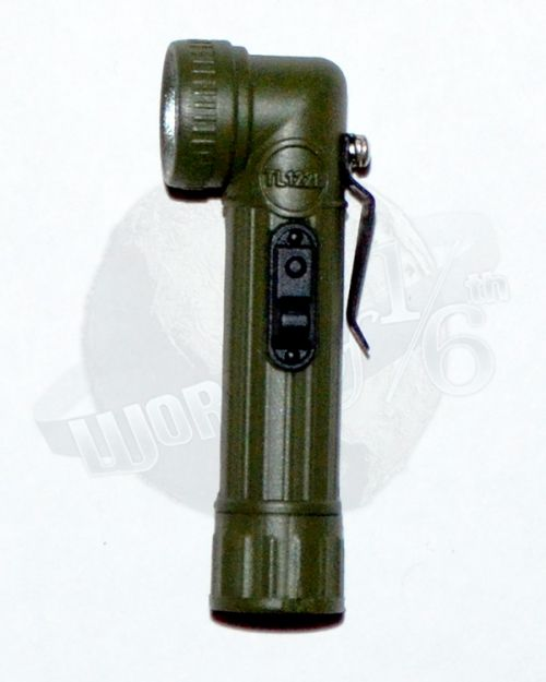 Soldier Story US Army 28th Infantry Division Machine Gunner Arden 1944: TL-122 Flashlight Torch