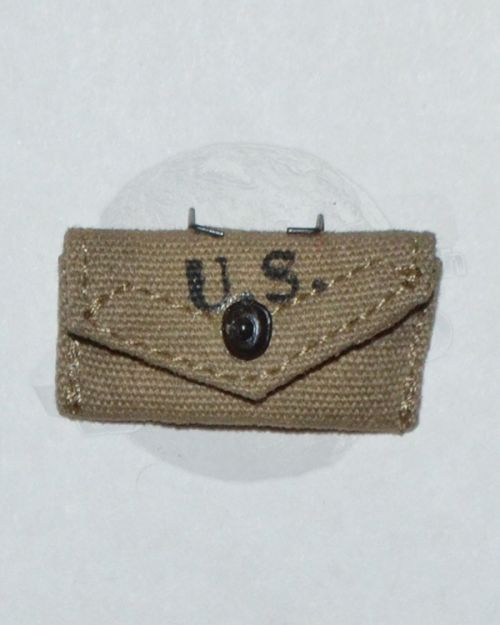 Soldier Story US Army 28th Infantry Division Machine Gunner Ardennes 1944: M-1942 First Aid Pouch