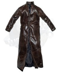SooSoo Toys Iron Warrior 2.0: Trench Coat (Brown)