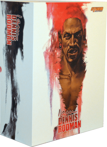 Storm Collectibles Dennis Rodman Collectible Figure (Standard Edition)