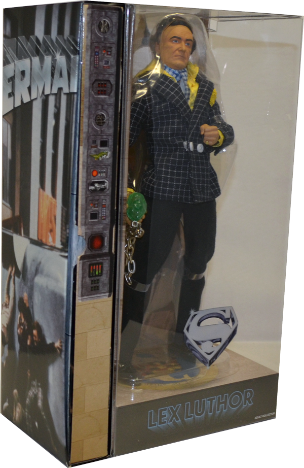 Mattel Movie Masters Superman Lex Luthor