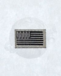 Very Hot Toys PMC Private Military Contractor: US Flag Patch (Subdued)