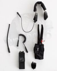 Very Hot Toys The Last No More: Radio & Headset System With Radio Pouch