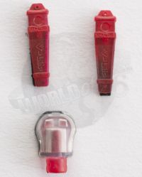 Very Hot Toys The Last No More: Manta Strobe & V-Lite (With Red Accents)