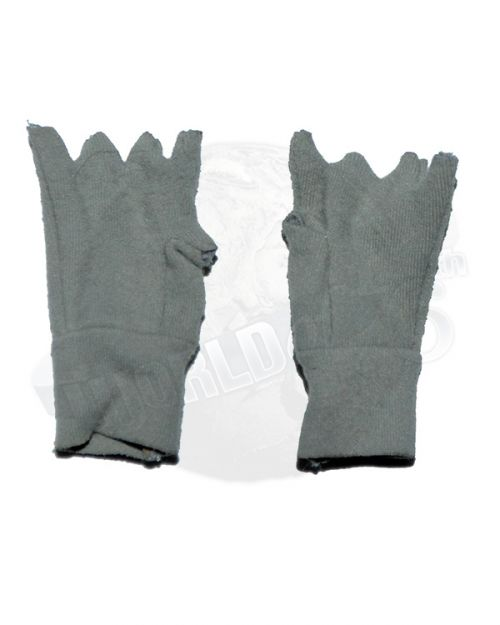 Woo Toys Fat Viking: Fingerless Gloves (Gray)
