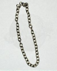 WoOS Originals Oval Loop Necklace